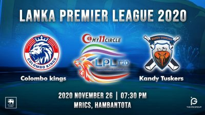 Match 1 – Colombo Kings vs Kandy Tuskers | LPL 2020
